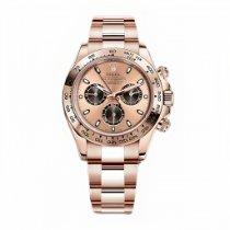 Rolex Pозовое золото Автоподзавод Розовый Без цифр 40mm новые Daytona