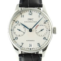 IWC Portuguese Automatic Staal 42mm