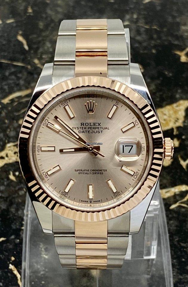 Rolex Datejust II 126331 2021 nowość