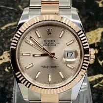 Rolex Datejust II nieuw 2021 Automatisch Horloge met originele doos en originele papieren 126331