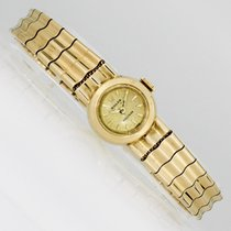 Rolex Oyster Precision Yellow gold 16mm Gold No numerals