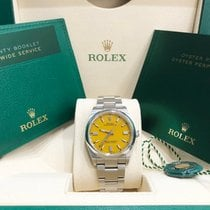 Rolex 126000 Steel 2021 Oyster Perpetual 36 36mm new United States of America, New York, NEW YORK