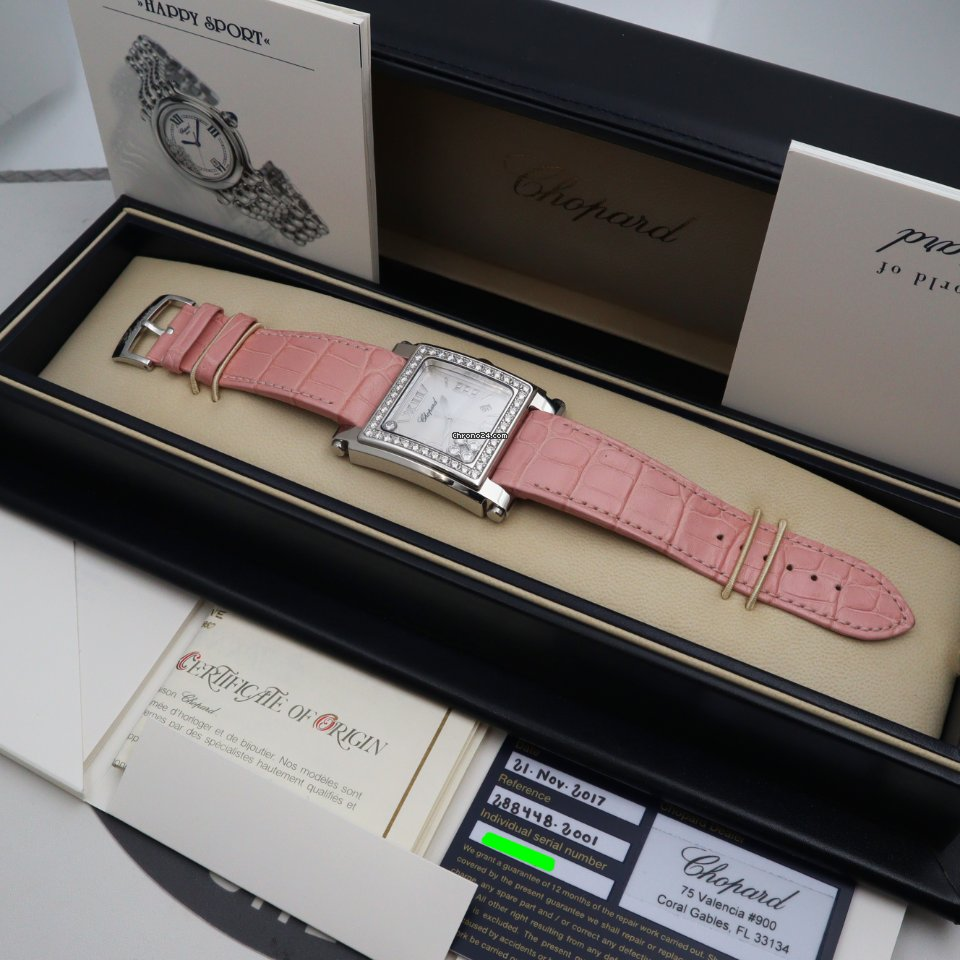 Chopard Happy Sport 2010 pre-owned