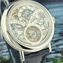 Breguet Platinum Manual winding Silver pre-owned