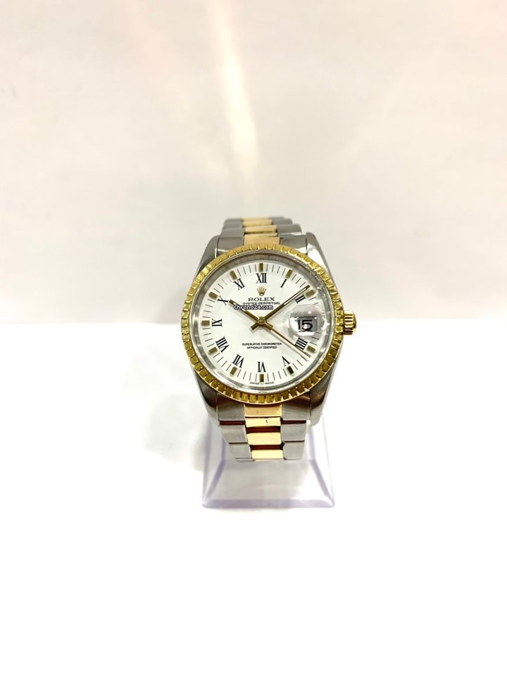 Rolex Oyster Perpetual Date 15223 1990 usados