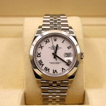 Rolex Datejust Steel 41mm White Roman numerals United States of America, New York, NEW YORK