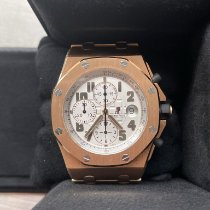 Audemars Piguet 26170OR.OO.1000OR.01 Rose gold 2016 Royal Oak Offshore Chronograph 42mm pre-owned