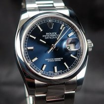 Rolex Datejust 116200 Velmi dobré Ocel 36mm Automatika
