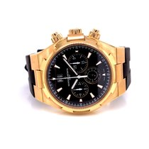 Vacheron Constantin Overseas Chronograph Rose gold 42mm Brown No numerals United States of America, California, Beverly Hills