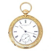 Vacheron Constantin Watch Yellow gold 50mm Manual winding Watch only