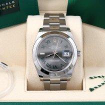 Rolex Datejust Steel 41mm Grey Roman numerals United States of America, California, Los Angeles