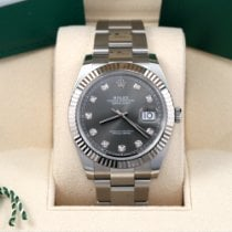Rolex 126334 Steel 2020 Datejust 41mm pre-owned United States of America, California, Los Angeles