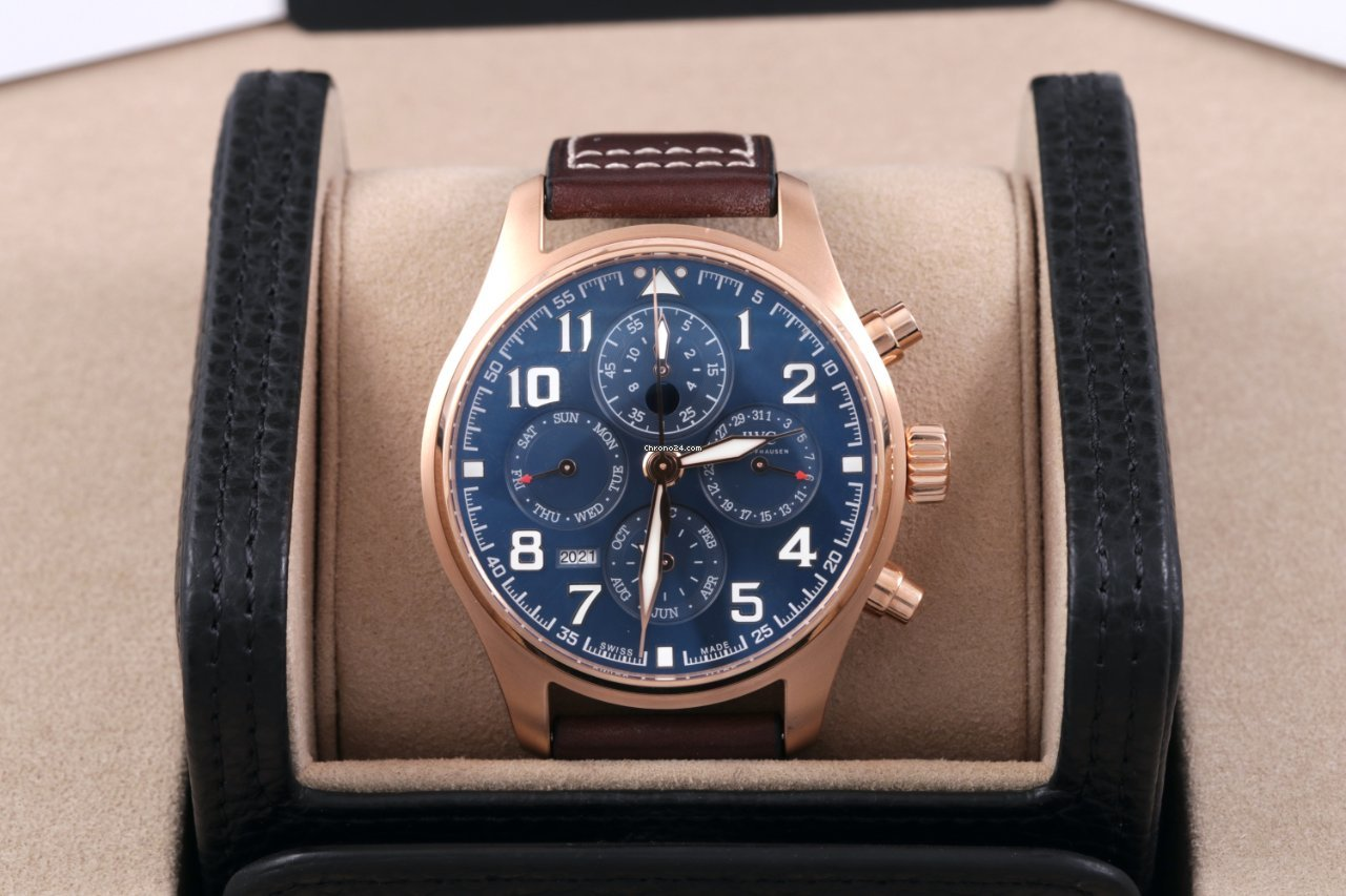 IWC Pilot Chronograph IW392202 2020 pre-owned