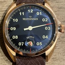 Meistersinger Bronze 38mm Automatic ME917BR new United States of America, Florida, Miami
