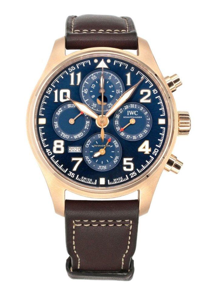 IWC Pilot Chronograph IW392202 nouveau