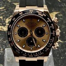 Rolex 116515ln Or rose 2021 Daytona 40mm nouveau