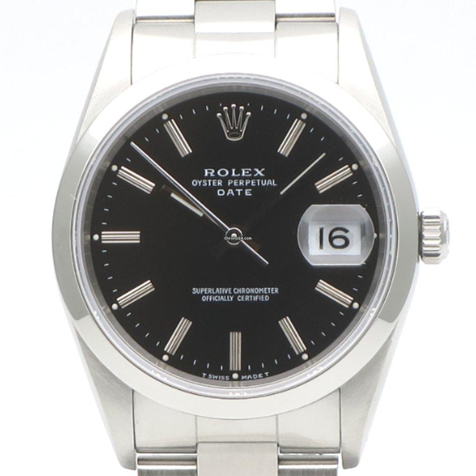 Rolex (ロレックス) オイスター パーペチュアル デイト 15200 1992 中古