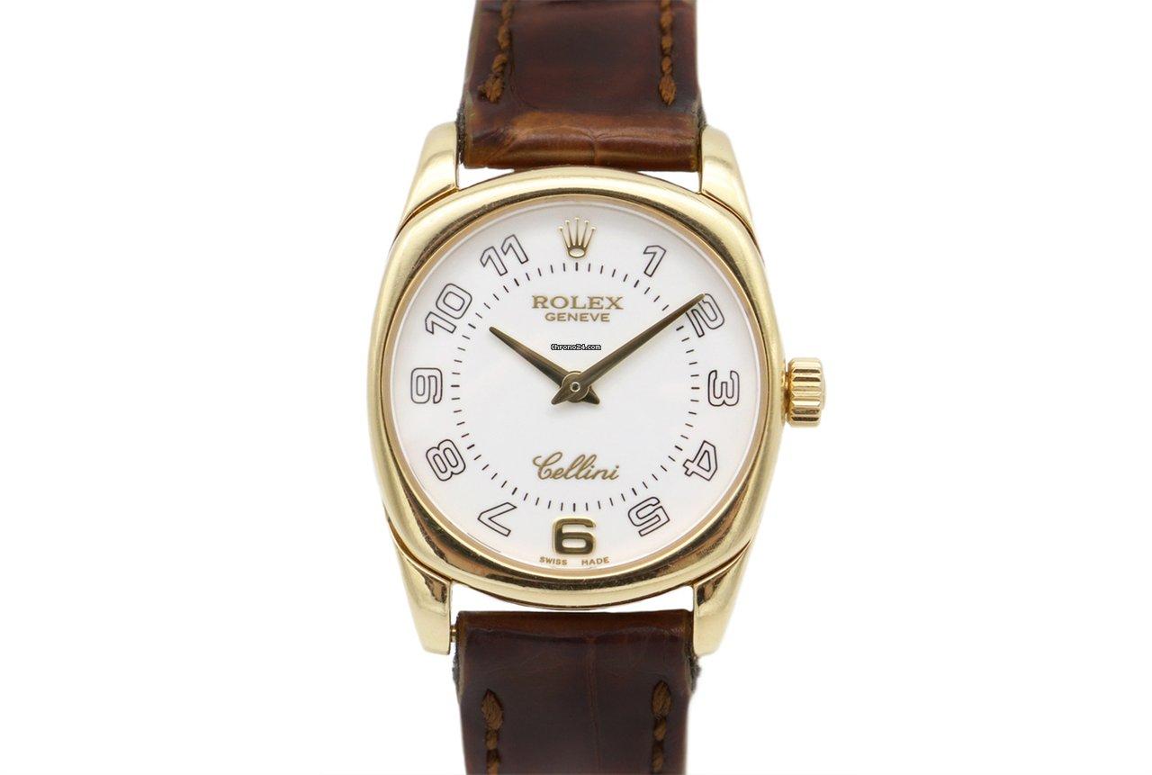 Rolex Cellini Danaos 6229 1999 pre-owned