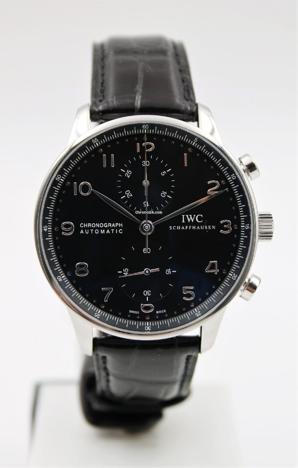 IWC Portuguese Chronograph IW371447 2021 new
