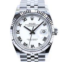 Rolex Datejust neu 2021 Automatik Uhr mit Original-Box und Original-Papieren 126234