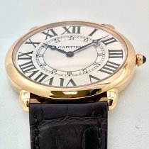 Cartier Ronde Louis Cartier Rose gold 42mm Silver United States of America, Florida, Miami