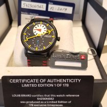 Louis Erard Steel 40mm Manual winding 54230NS62 pre-owned United States of America, New Mexico, Los Ranchos