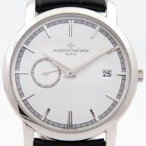 Vacheron Constantin 87172/000G-9301 White gold 2011 Patrimony 38mm pre-owned
