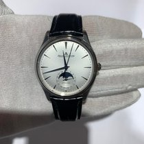 Jaeger-LeCoultre Master Ultra Thin Moon Steel Silver United States of America, Iowa, Des Moines