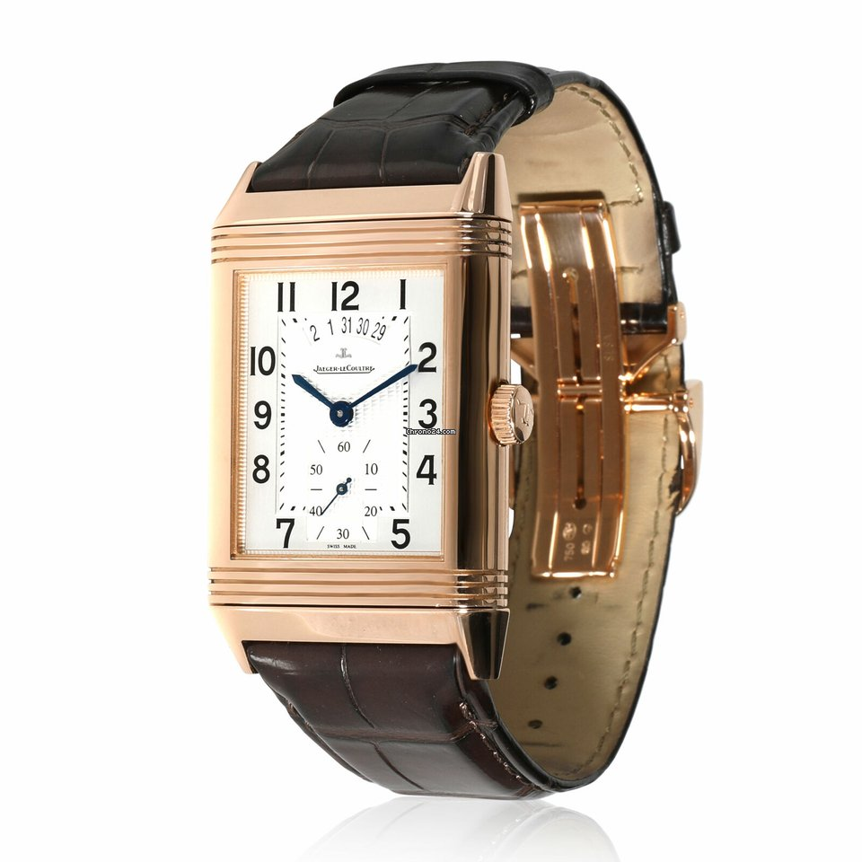 Jaeger-LeCoultre Grande Reverso Duo Q3742521 2012 pre-owned