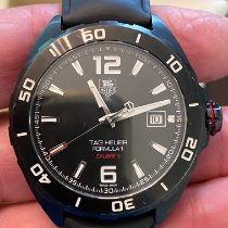 TAG Heuer Formula 1 Calibre 5 Steel 41mm Black Arabic numerals United States of America, New Jersey, Upper Saddle River