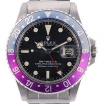 Rolex GMT-Master 1675 Very good Steel 40mm Automatic