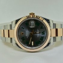 Rolex 126331 Gold/Steel 2021 Datejust II 41mm new United States of America, New York, Massapequa