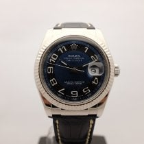 Rolex Datejust White gold 36mm Blue Canada, Montreal