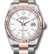 Rolex 126231 Gold/Steel Datejust 36mm new United States of America, New York, NY