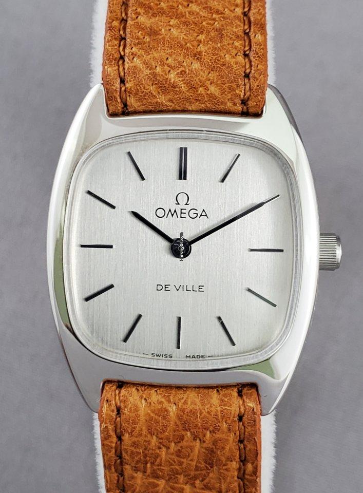 Omega De Ville 511.0531 1978 new