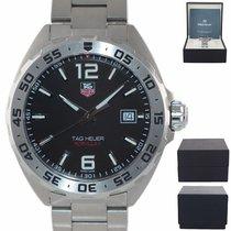 TAG Heuer Formula 1 Quartz Steel 41mm Black Arabic numerals United States of America, New York, Huntington