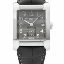 Baume & Mercier Hampton Steel 32mm Grey Arabic numerals United States of America, Florida, Sarasota