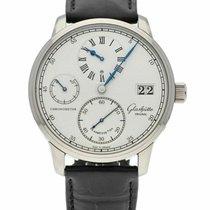 Glashütte Original new Chronometer 42mm White gold Sapphire crystal