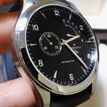 Zenith Elite pre-owned 44mm Black Date Rubber