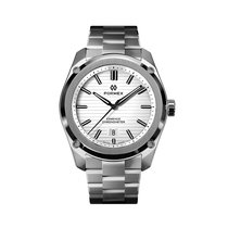 Formex Steel Automatic White 39mm new
