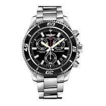 Breitling Superocean Chronograph M2000 nuevo Reloj con estuche y documentos originales A73310A8/BB73