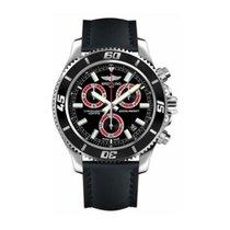 Breitling Superocean Chronograph M2000 nuevo Reloj con estuche y documentos originales M73310B7/BB72