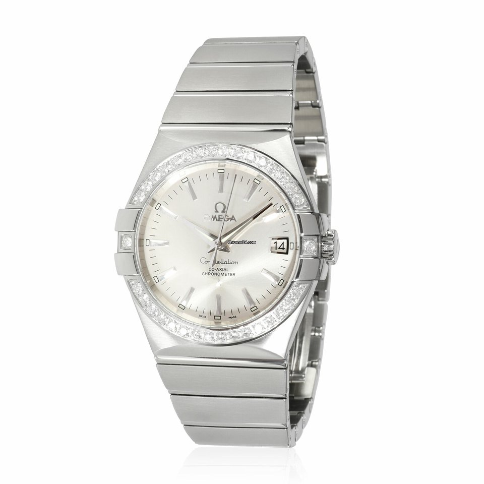Omega Constellation Ladies 123.15.35.20.02.001 2010 pre-owned