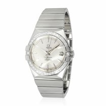Omega 123.15.35.20.02.001 Steel 2010 Constellation Ladies 35mm pre-owned United States of America, New York, New York