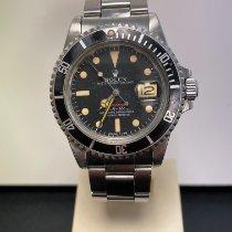 Rolex Submariner Date Steel 40mm Black No numerals United Kingdom, Totnes