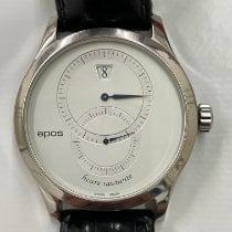 Epos pre-owned Manual winding 40mm Sapphire crystal 5 ATM