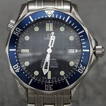 Omega Seamaster Diver 300 M 25318000 Very good Steel 41mm Automatic