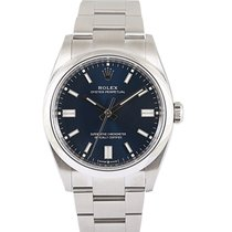 Rolex Oyster Perpetual 36 Steel 36mm Blue No numerals UAE, Dubai