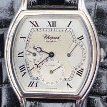 Chopard Classic White gold 33mm Silver Arabic numerals United States of America, New York, New York