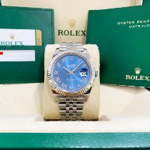 Rolex 126334 Gold/Steel 2019 Datejust 41mm pre-owned United States of America, California, Pasadena